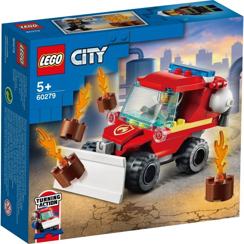 樂高積木Lego 60279 消防車 玩具反斗城