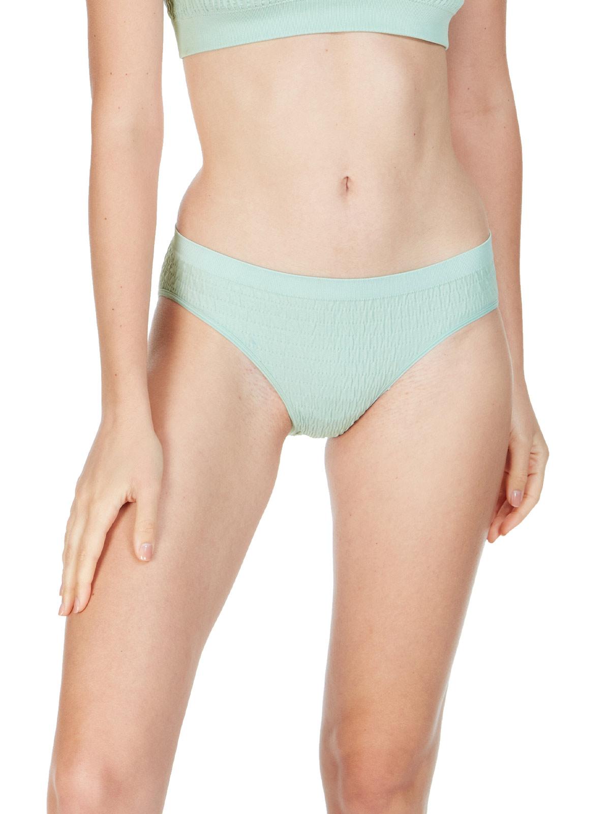 Bombay Solid,高密度羅紋三角內褲 PT10221