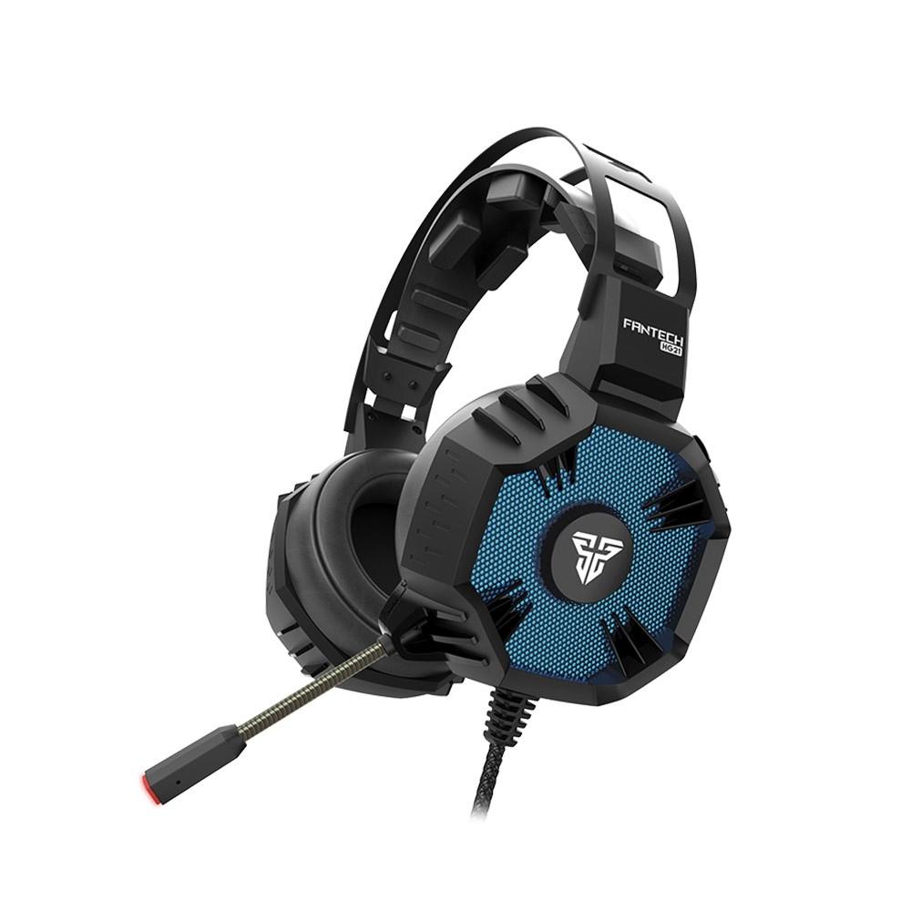 FANTECH HG21 7.1環繞立體聲 RGB 耳罩式電競耳機