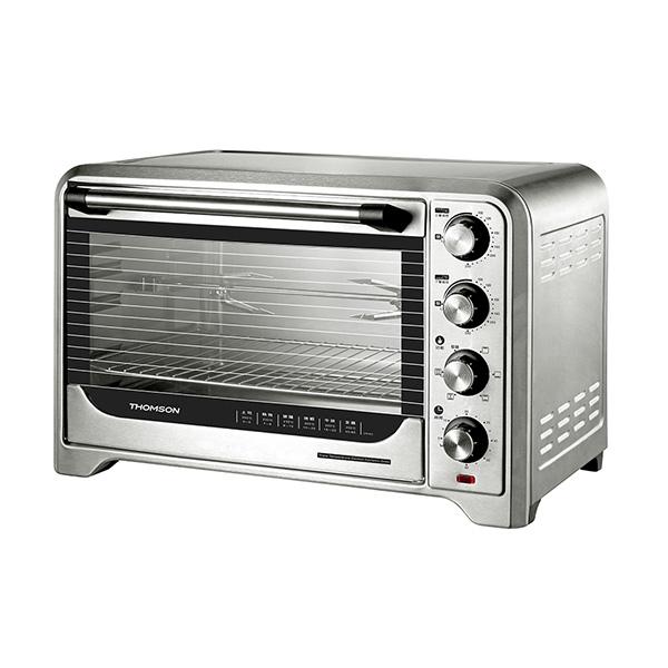 福利品 免運 THOMSON 32L三溫控不鏽鋼旋風烤箱 TM-SAT09
