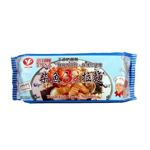 揚豐柴魚3分拉麵343g【愛買】