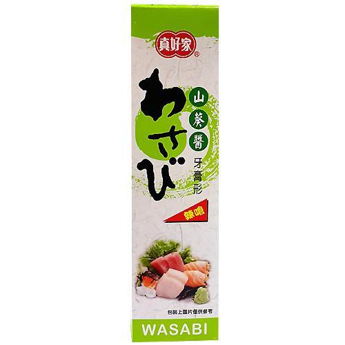 【真好家】鑽石瓶-山葵醬43g【愛買】