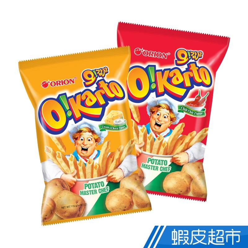 韓國好麗友 黃金脆薯 酸奶油起司/墨西哥辣醬 蝦皮24h 現貨