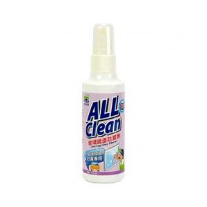 All Clean玻璃鏡面防霧劑 110ml