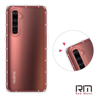 RedMoon realme X7 Pro 防摔透明TPU手機軟殼