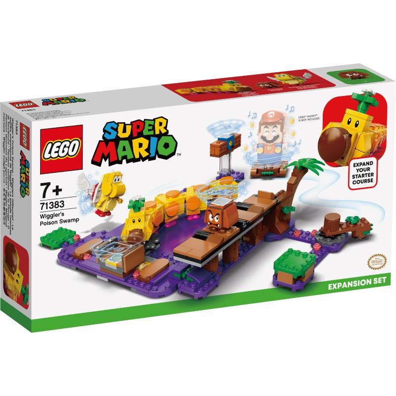 樂高積木Lego 71383 花毛毛的毒沼澤 玩具反斗城