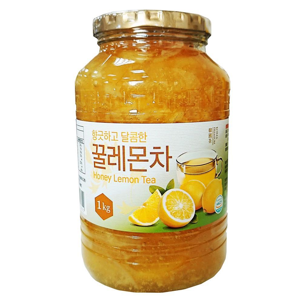韓國蜂蜜檸檬茶1KG【佳瑪】