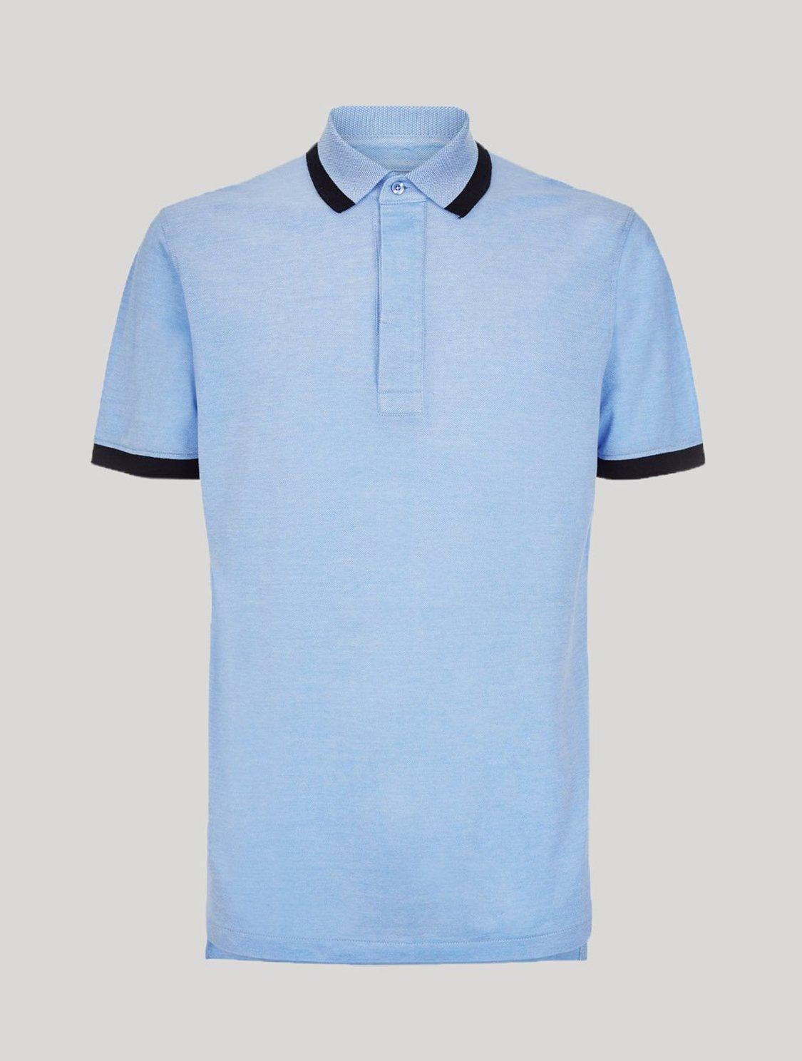Constantino Shirt Blue XXXL