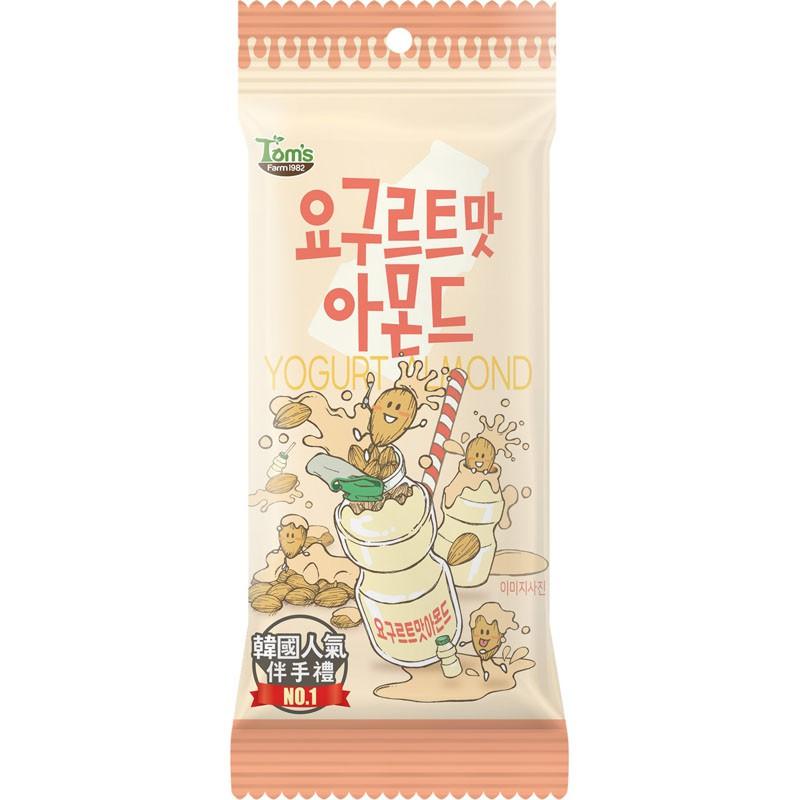 Tom's 杏仁果(乳酸飲料) 30g【佳瑪】