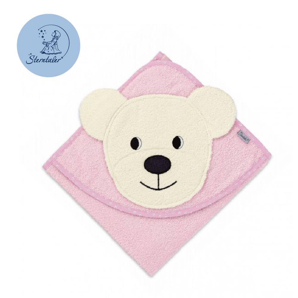 【彌月禮推薦】STERNTALER 艾拉熊造型包巾