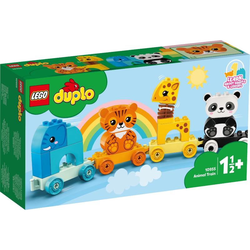 樂高積木Lego 10955 動物火車 玩具反斗城