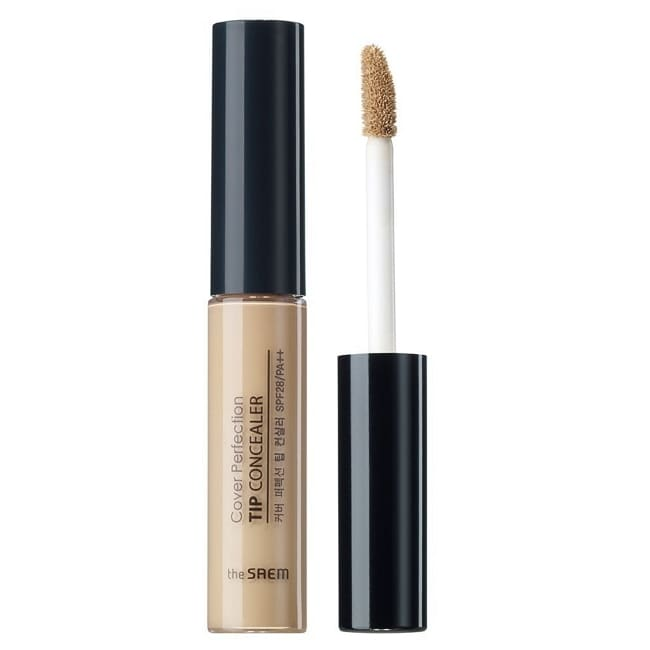 the saem COVER PERFECTION 重點遮瑕膏 02 Rich Beige 6.5g