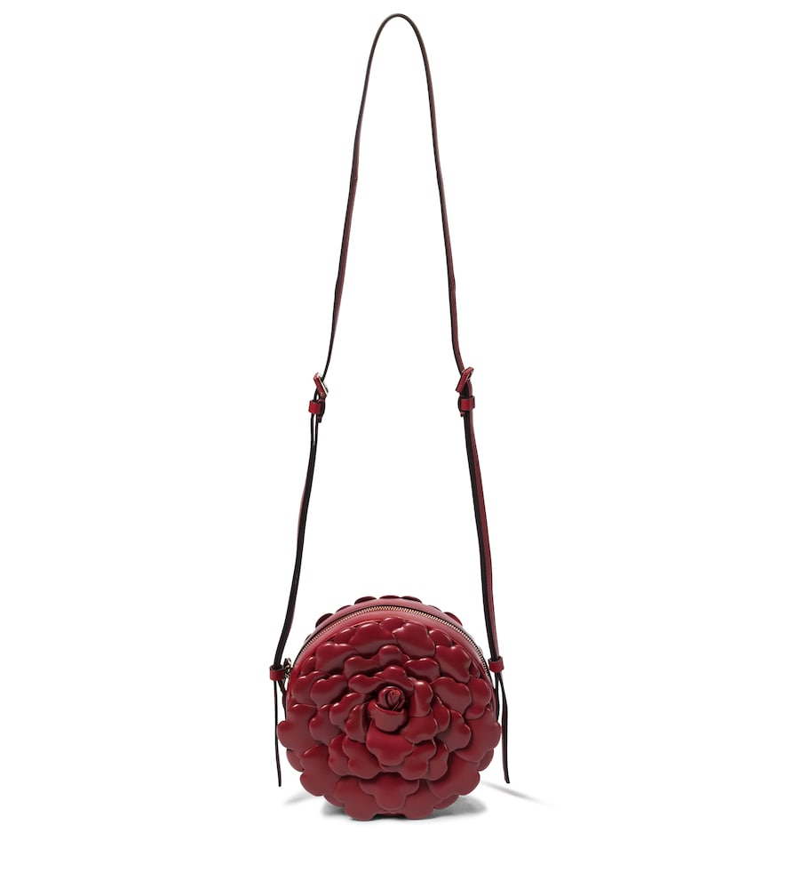 Valentino Garavani Atelier 03 Rose Edition leather crossbody bag