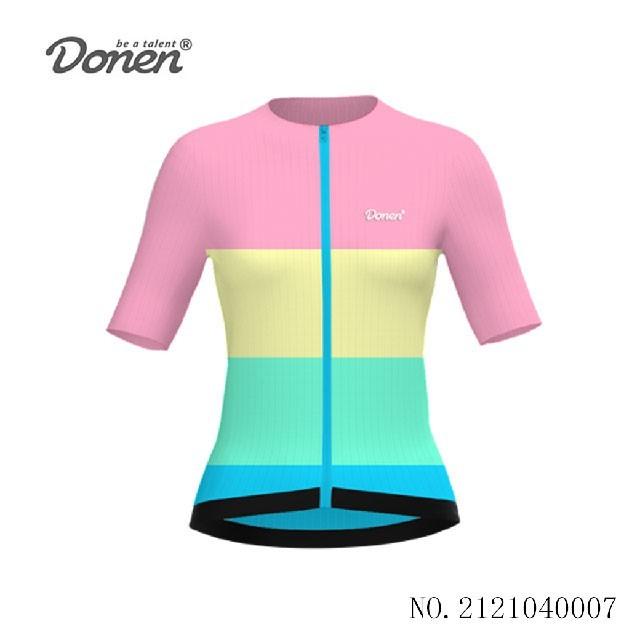 路達donen- 女款短袖自行車衣 歐洲04款