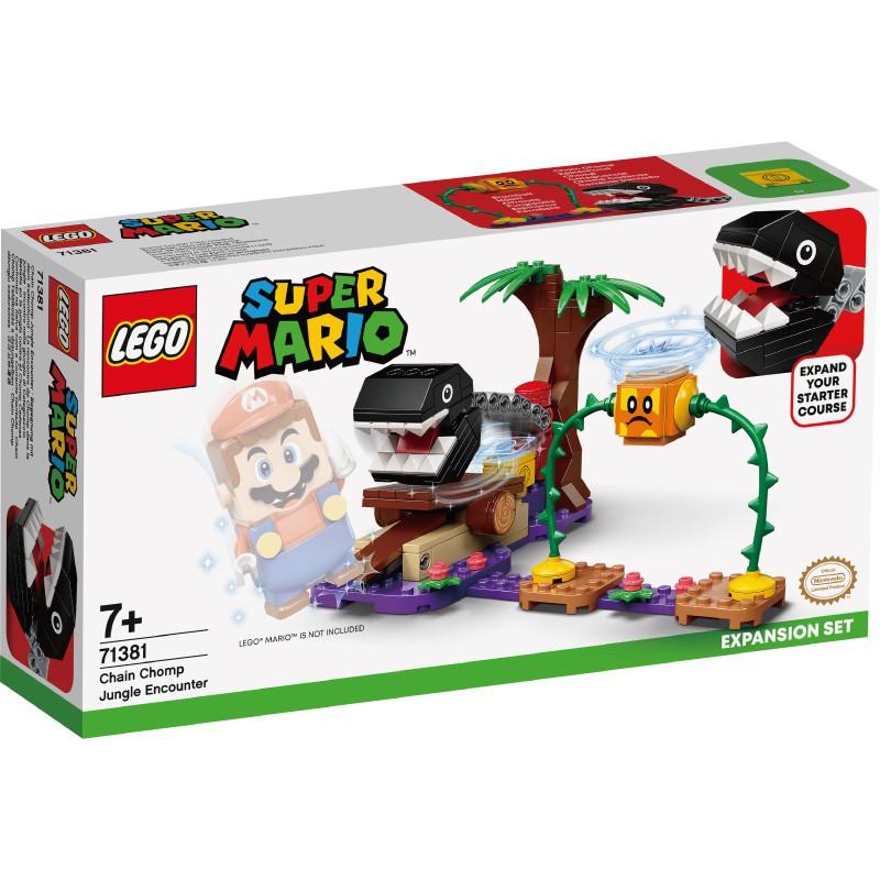 樂高積木Lego 71381 汪汪叢林奇遇 玩具反斗城