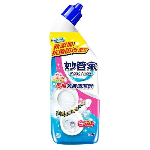 妙管家中性浴廁清潔劑(玫瑰)750g【愛買】
