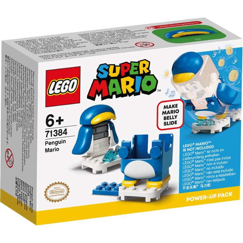 樂高積木Lego 71384 企鵝瑪利歐 Power-Up 套裝 玩具反斗城