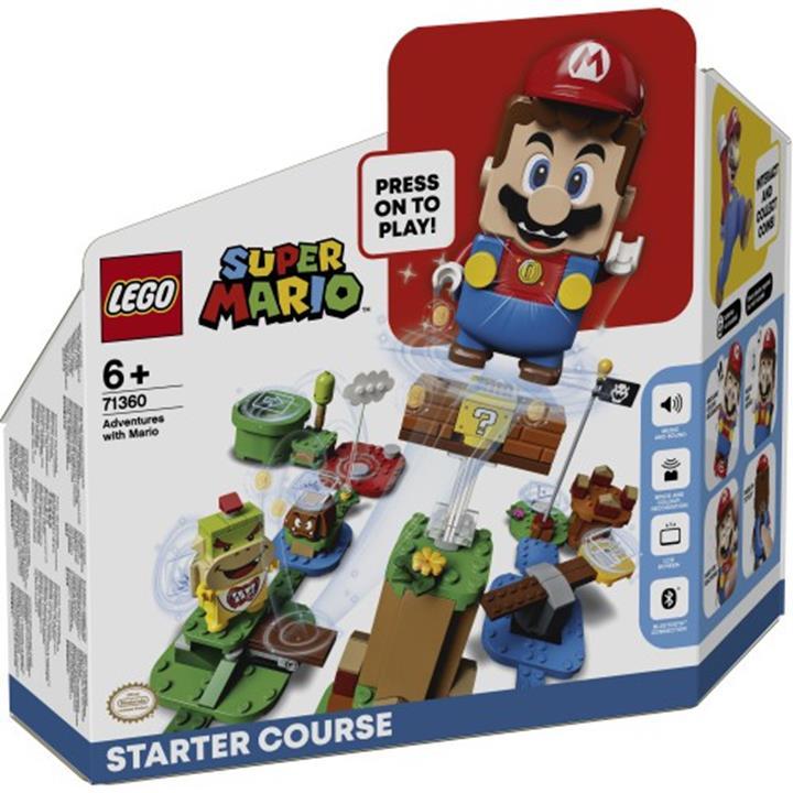 LEGO  樂高 71360 Adventures with Mario