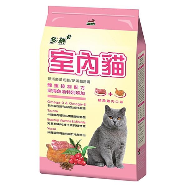 多納-室內貓貓糧1.5公斤【愛買】