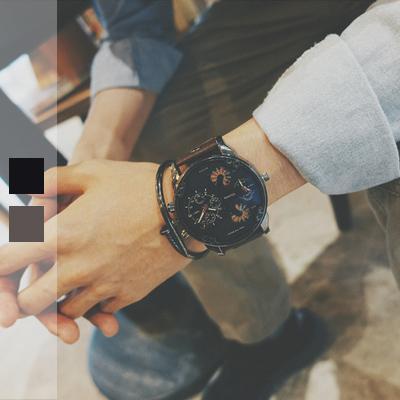 機械街頭齒輪錶【003820AHBG】