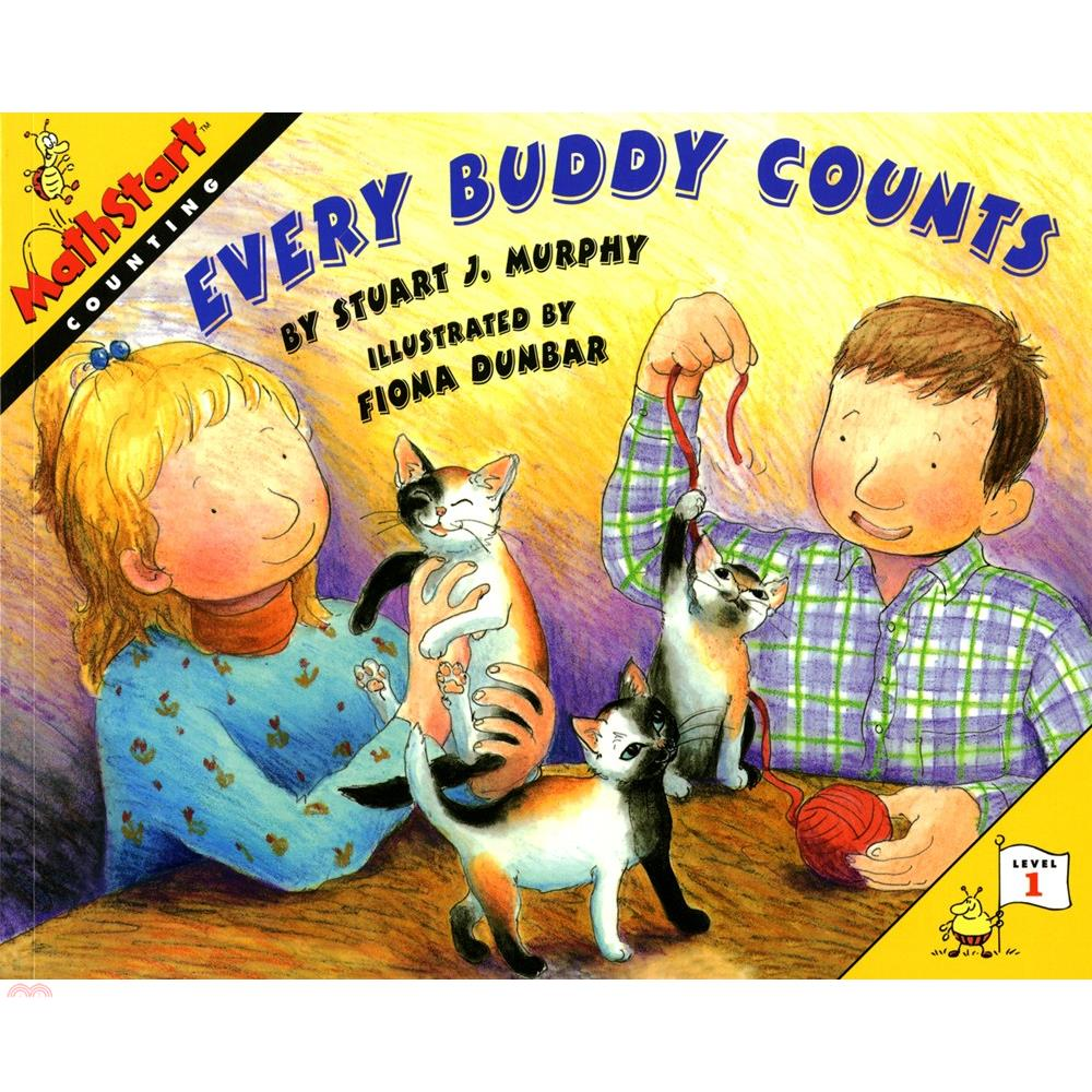 Every Buddy Counts ─ Counting (Level 1)【三民網路書店】[79折]
