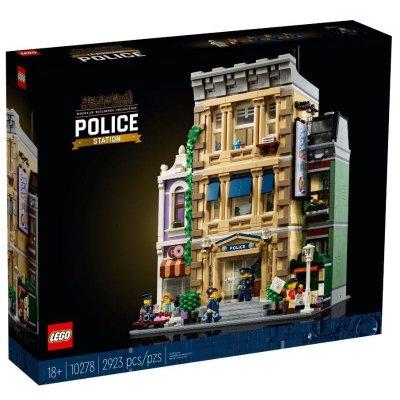 LEGO Creator Expert街景 10278 警察局 Police Station