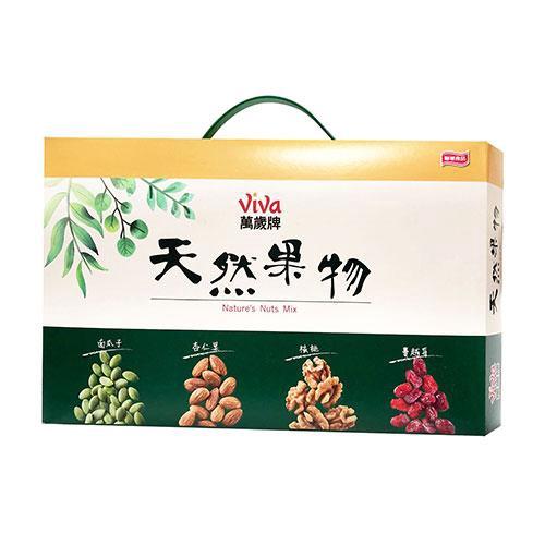 萬歲牌天然果物禮盒200g【愛買】