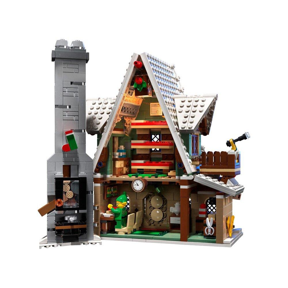 樂高LEGO 10275  創意系列 Creator Expert 小精靈俱樂部 Elf Club House