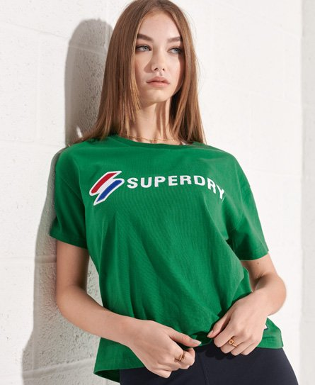 Superdry Sportstyle Graphic Boxy T-Shirt