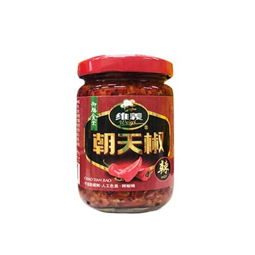 御膳食堂朝天辣椒170G【愛買】