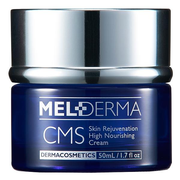 荷麗研CMS完美肌逆齡滋養霜50ml/瓶 原荷麗美加CMS自律鎖水極地霜 公司貨中文標 PG美妝