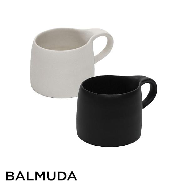 BALMUDA 3co卡布杯 咖啡杯 陶瓷咖啡杯 黑 白
