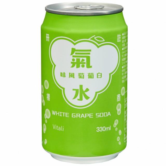 維大力白葡萄風味氣水330ml