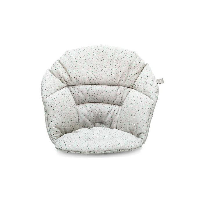 挪威 Stokke Clikk餐椅座墊(灰色碎屑)【預購1月中到貨】
