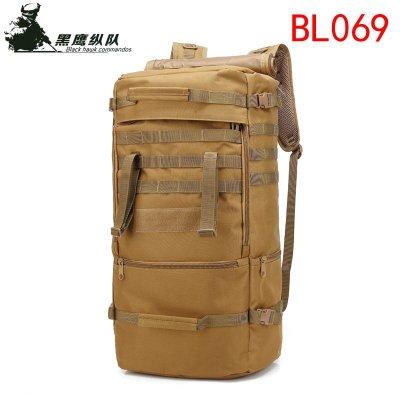 【現價特惠】【熱門款】迷彩包 戶外 多功能 防水旅行袋大容量旅行包手提行李袋 戰術背包
