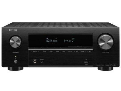 全新日本 DENON AVR-X2700H AV環繞擴大機 7.2ch 8K Ultra HD...三成訂金賣場
