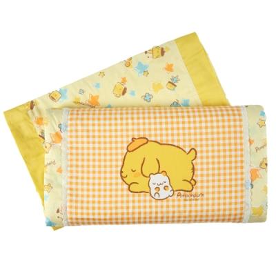 【麗嬰房】三麗鷗 Pompompurin(布丁狗) 布丁派對系列 幼兒枕