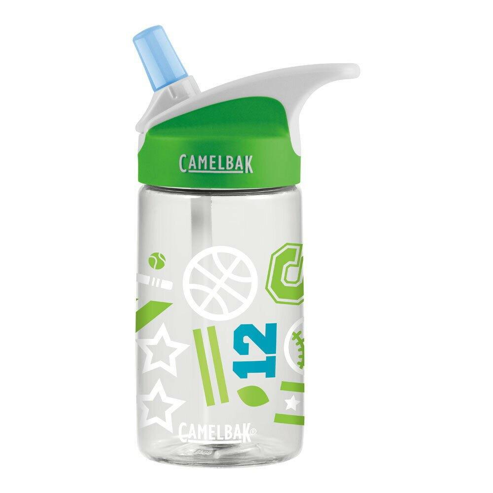 《CamelBak》400ml eddy兒童吸管運動水瓶 運動之星