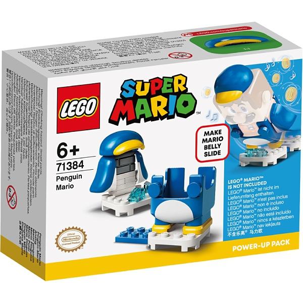 樂高積木Lego 71384 企鵝瑪利歐 Power-Up 套裝