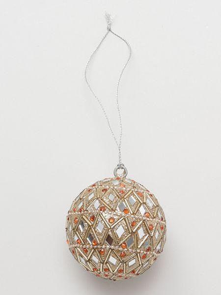 閃光球聖誕飾品