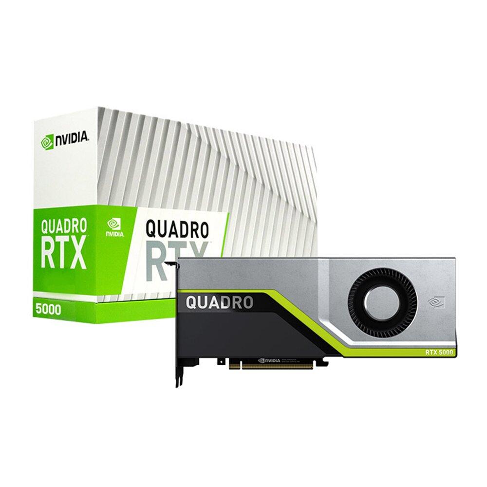 麗臺 NVIDIA  繪圖卡 Quadro RTX5000