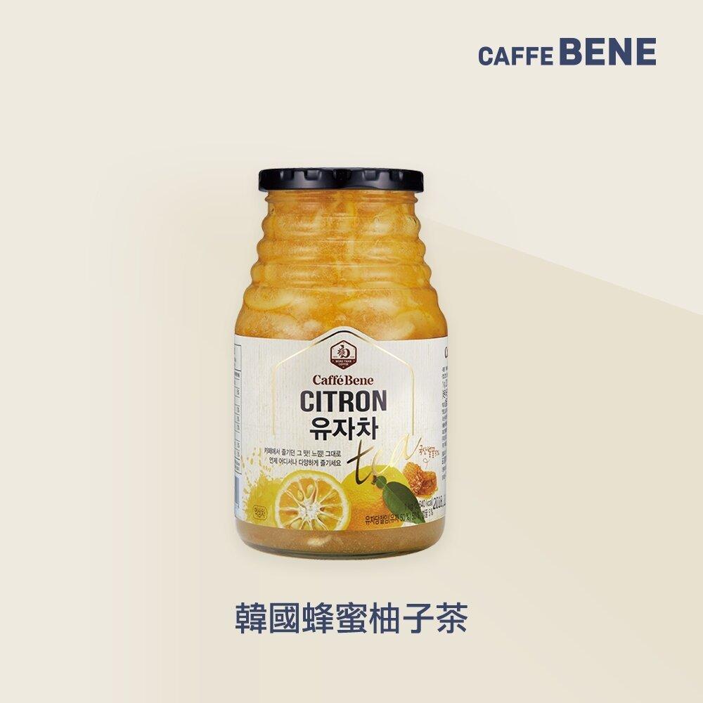 【Caffebene 咖啡伴】韓國蜂蜜柚子茶 冷熱沖泡柚子茶