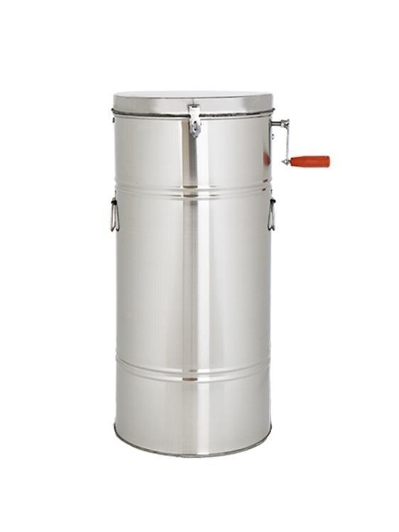 搖蜜機304全不銹鋼加厚小型家用養蜂工具蜂蜜分離機搖蜂蜜打糖機 DF 交換禮物
