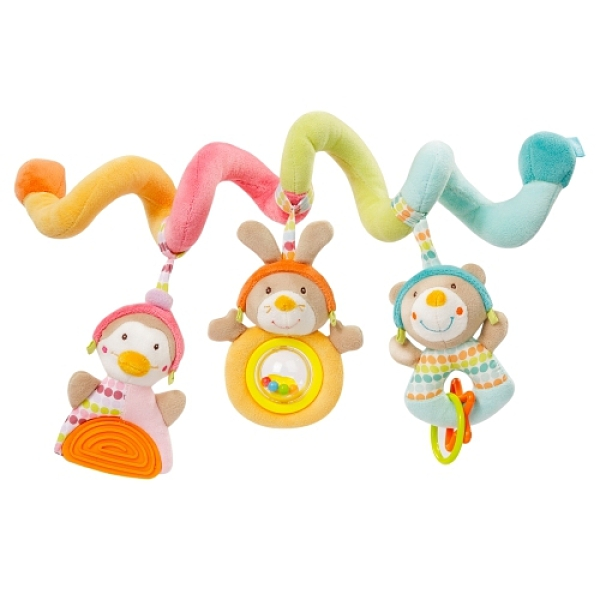 babyFEHN 芬恩 飛行系列布偶扭扭圈玩具 FN075557[衛立兒生活館]