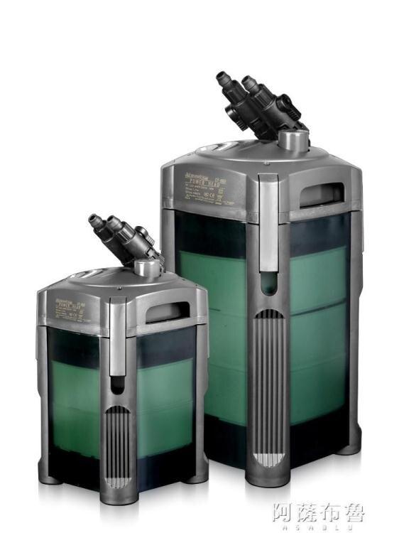 新年鉅惠85折~魚缸換水器 創星魚缸過濾器過濾桶設備家用前置外置cf1200大水族箱創新cf800 阿薩-閃靚小鋪