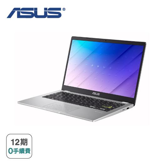 【ASUS】E410MA-0191WN5030 夢幻白 華碩輕薄超值機(N5030/4G/128G/14吋FHD/W10-S/)