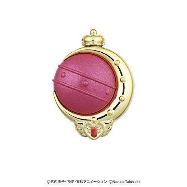 小花花日本精品美少女戰士潤色口紅護唇膏體積小隨身攜帶方便送禮自用皆宜單一價66635703