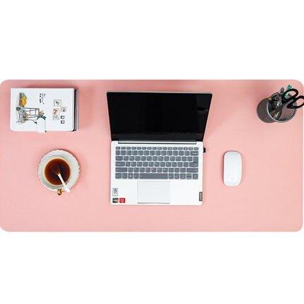 雙面可客製化桌墊 滑鼠墊 桌墊 辦公桌墊 鍵盤墊 遊戲墊 皮革PU鼠標墊 多功能桌墊 滑鼠墊軟墊 辦公桌墊 防水桌墊『全館免運 領取下標更優惠』