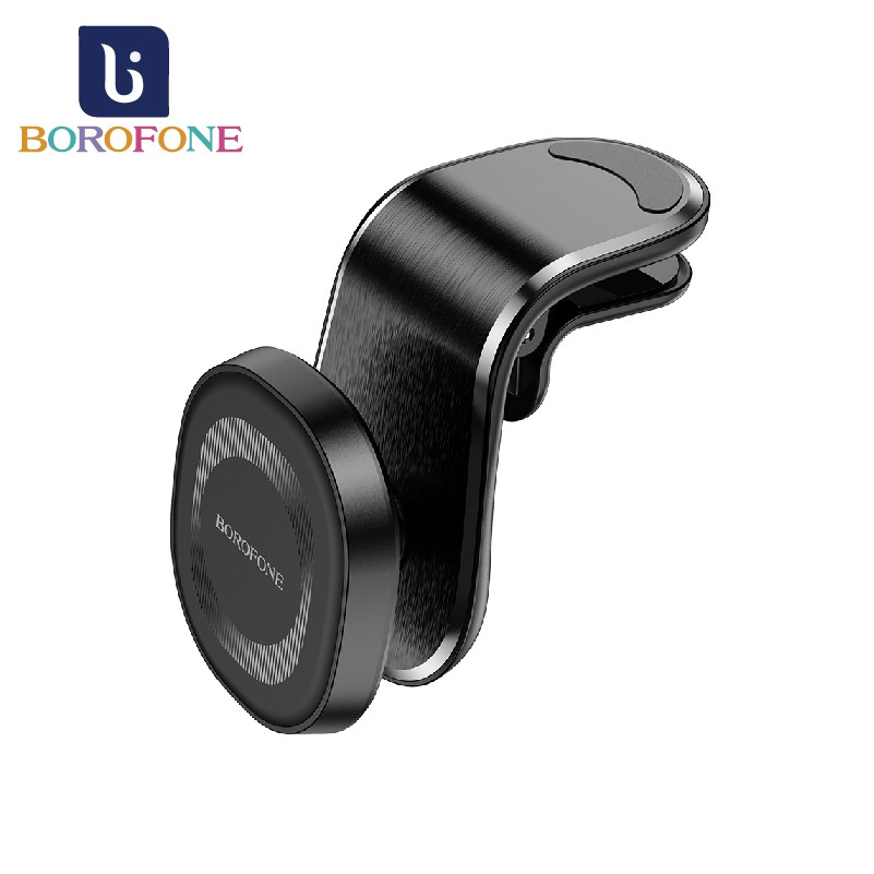 Borofone BH40 凱爾出風口磁吸車載支架 手機支架 汽車手機支架 車用支架 手機架【酷瘋】
