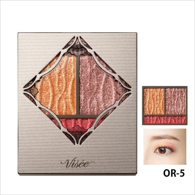 VISEE 幻光稜鏡眼影盒005 3g